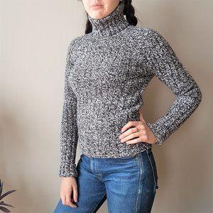 Club Monaco Merino wool and angora sweater.